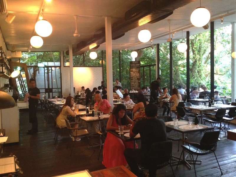 Ps Cafe At Dempsey Hill Singapore Great Food And