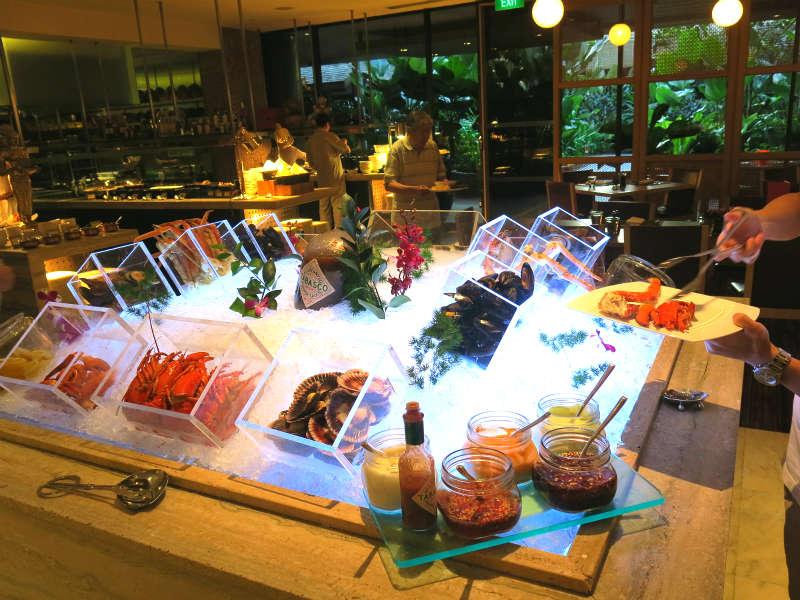 Melt The World Cafe Buffet Price