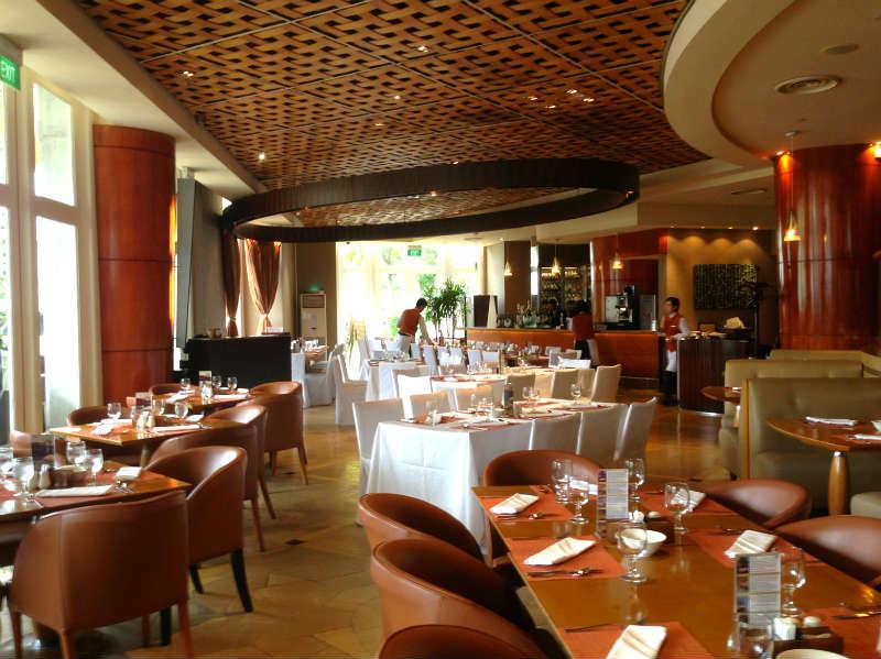 Town Restaurant (The Fullerton Hotel) - International ...