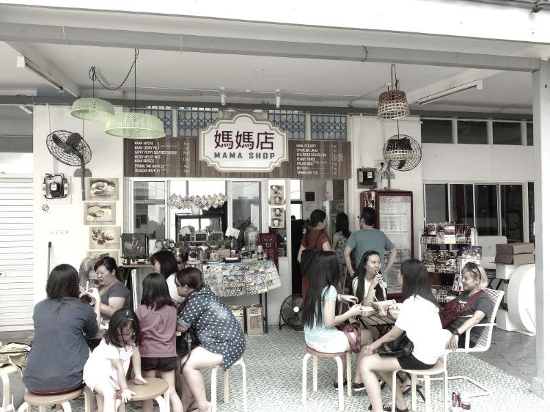 The Mama Shop Felicia Chin