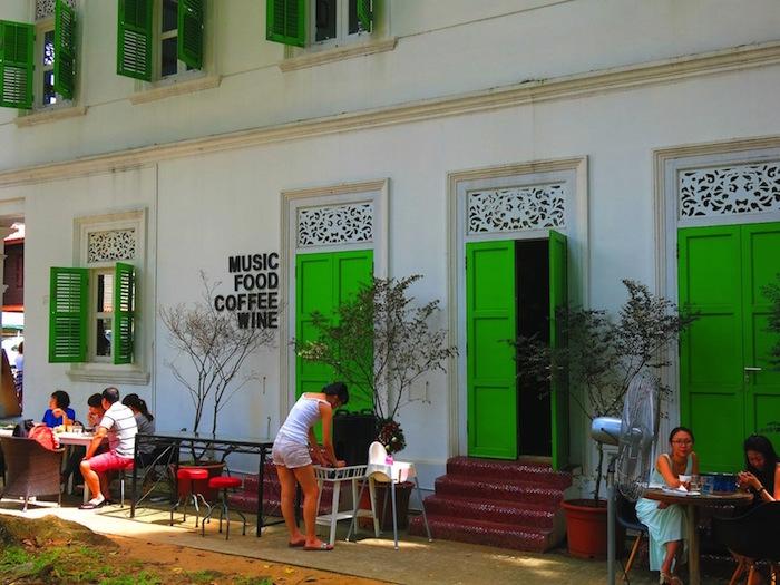 Green Door Cafe Hours