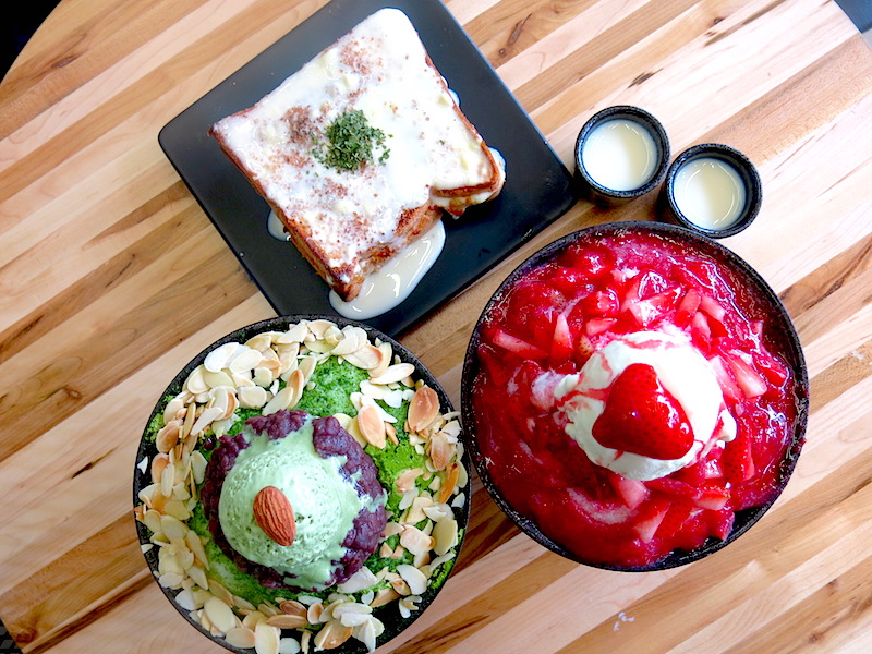 Four Best Korean Dessert Cafes In Singapore Eatandtravelwithus