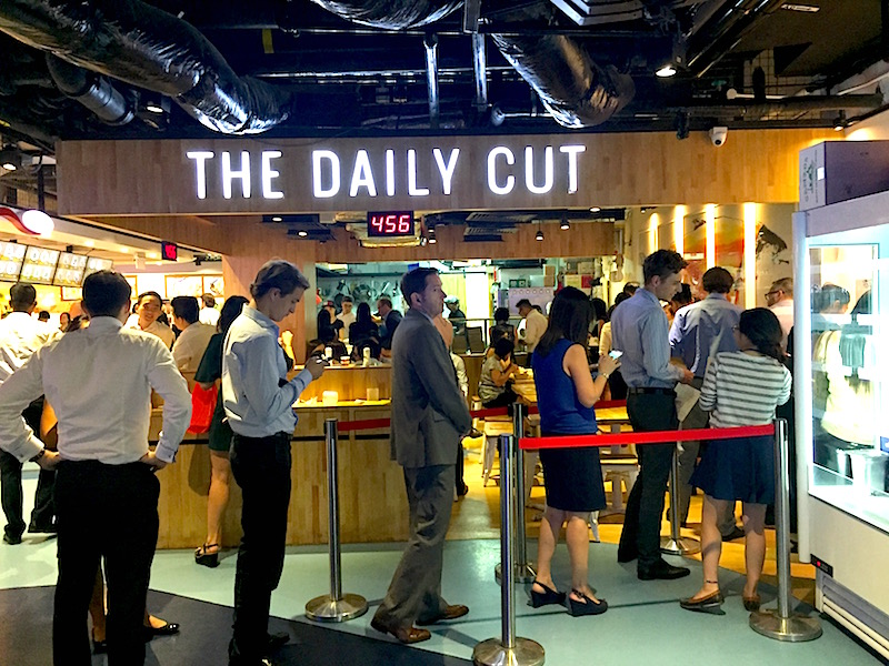 the daily cut one raffles place eatandtravelwithus