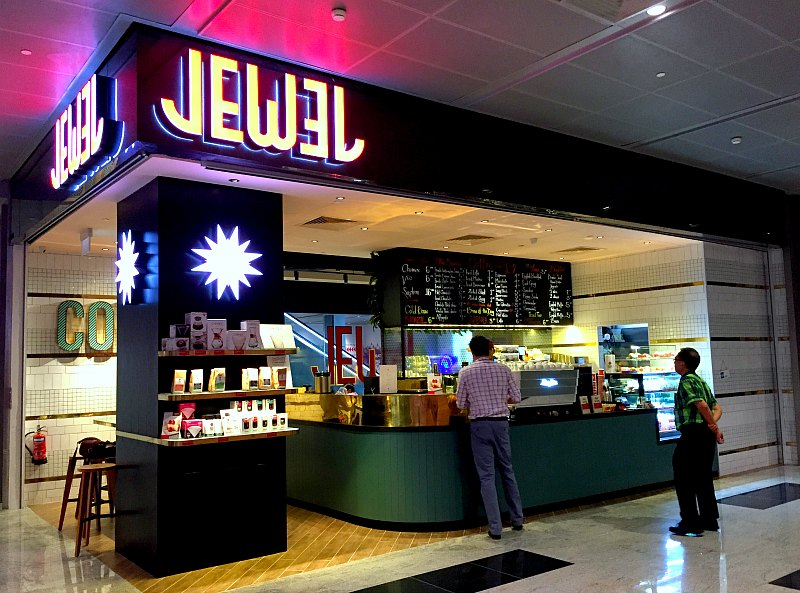 Jewel Cafe Opening Hours