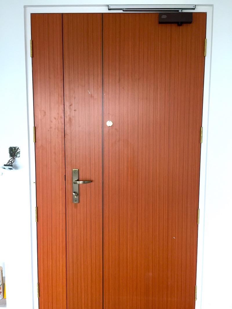 What is the Uni-Arm Door Closing Mechanism? & Uni-Arm Singapore Review - Great door Closing Mechanism ...