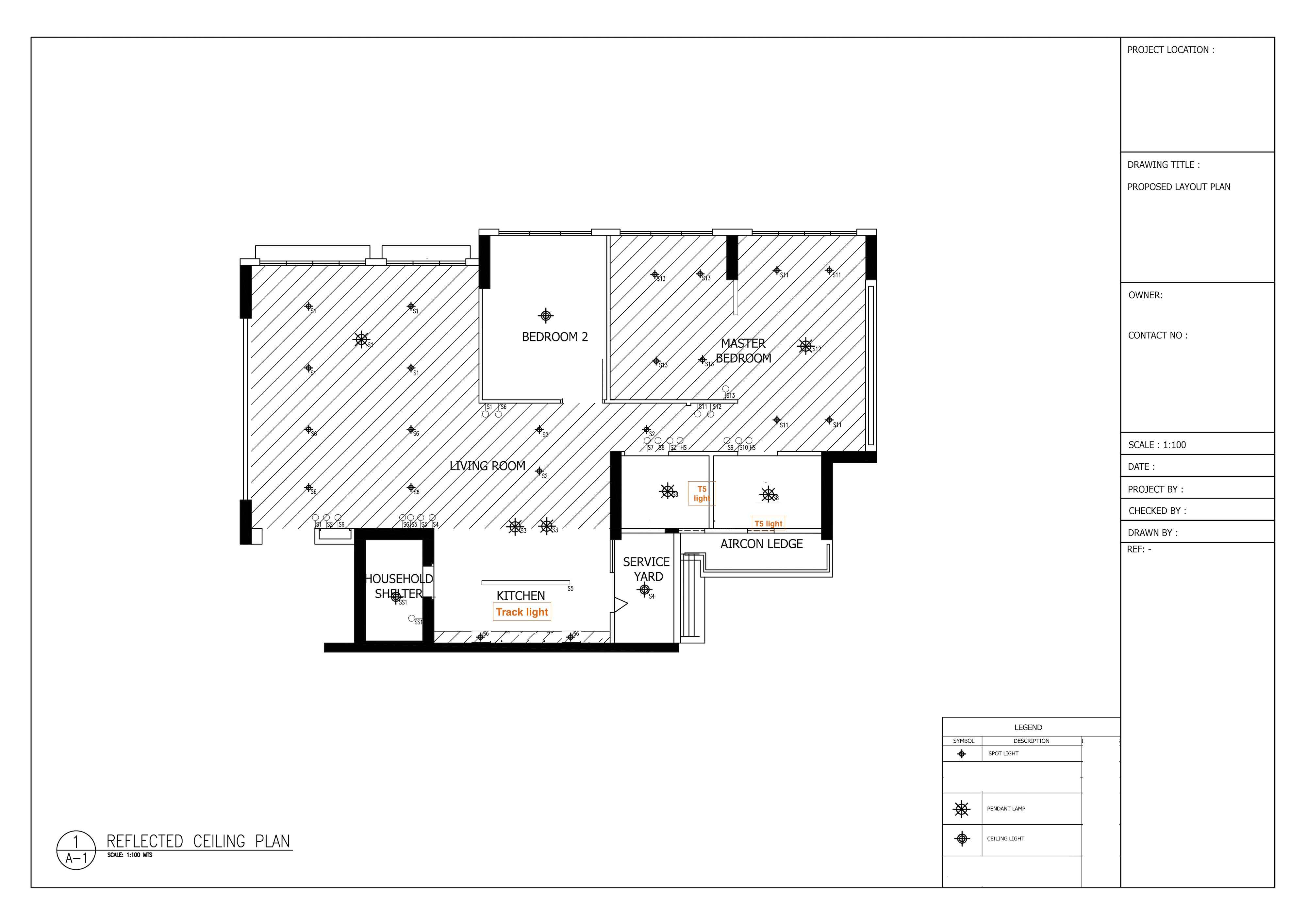 Cool lighting plans bedrooms Ideas Lighting Plan And Lighting Details Eat And Travel With Us How To Plan Lighting And Electrical Works For Your House