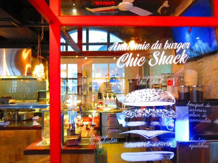 Le Chic Shack Great Restaurant In Quebec City Eatandtravelwithus