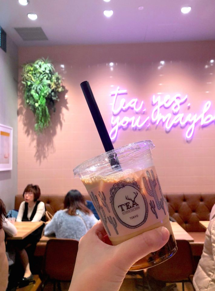 Alfred Tea Room Tokyo Delicious Bubble Tea And Pastries